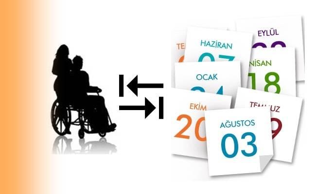 Engelli emekliliğinde yaş şartı aranmaz
