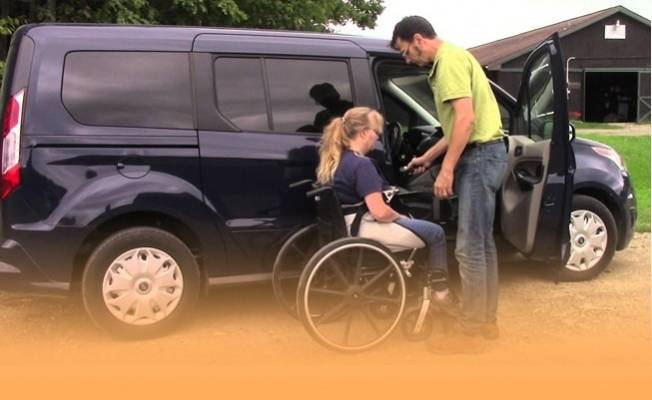 Engelliler adına alınan aracı kimler kullanır?