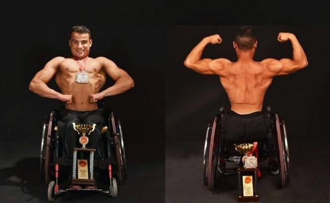 Engel tanımayan sporcu Ali Erdoğan destek bekliyor