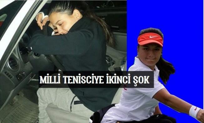 Engelli Tenisçi Büşra Ün'e Noterden Sonra İkinci Şok!