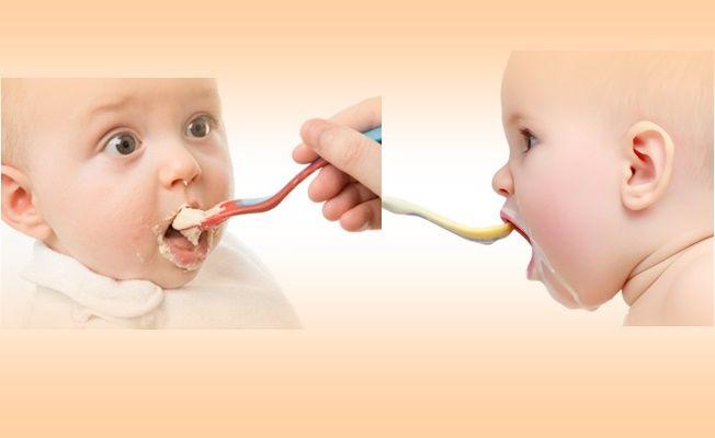 İştahsız Bebekler Nasıl Yemek Yedirmeli