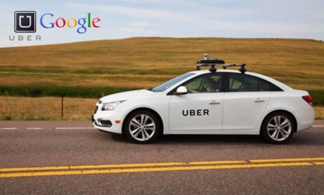 Uber'in Sürücüsüz Aracı Kaza Yaptı