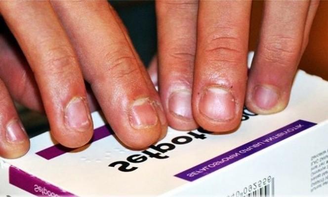 Görme Engelliler İçin İlaç Kutularına Kabartma Yazı