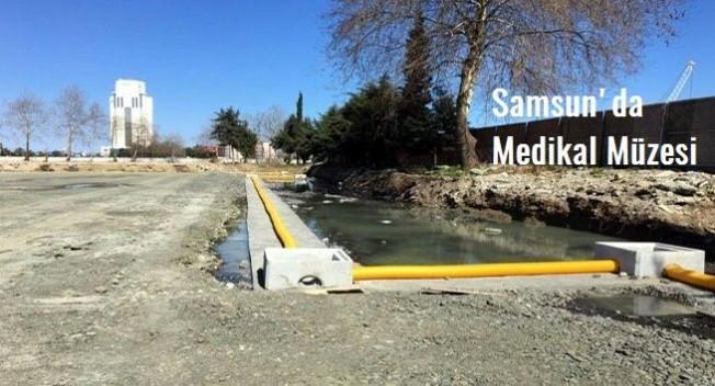 Samsun' da Medikal Cerrahi Aletler Müzesi