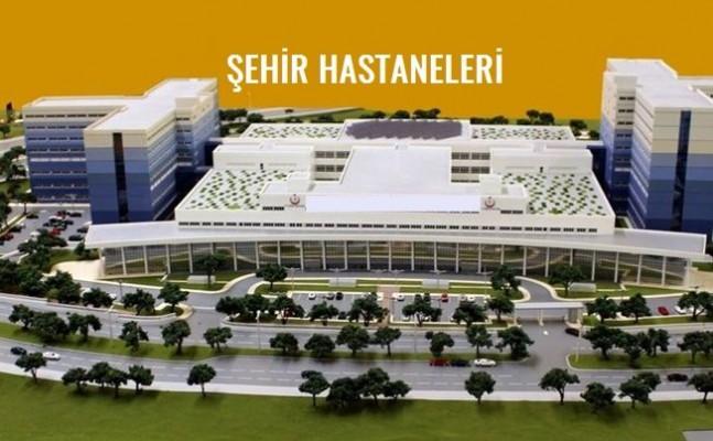 Şehir Hastanelerinde Her Hasta İçin Tek Oda