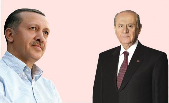 Devlet Bahçeli'den Erdoğan'a destek