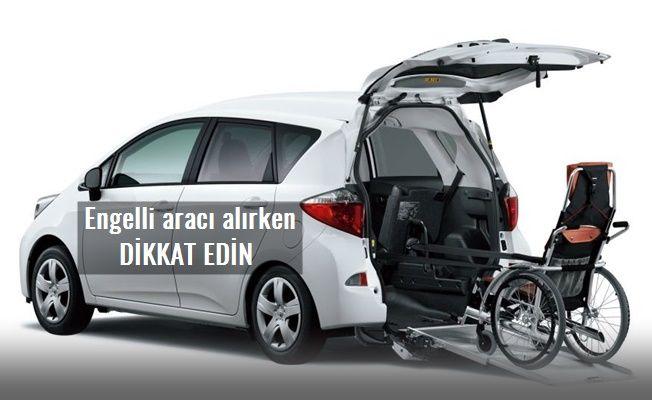 Engelli araç alımında araç fiyatı arttıkça indirim oranı artar