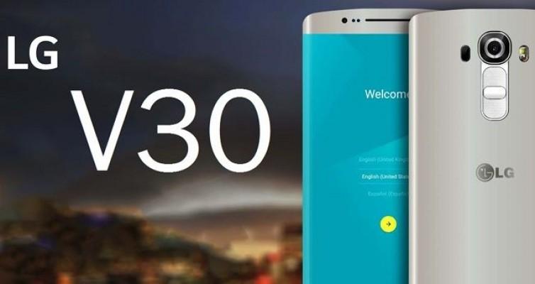 LG V30 OLED Ekranlı İlk Akıllı Telefon Olacak