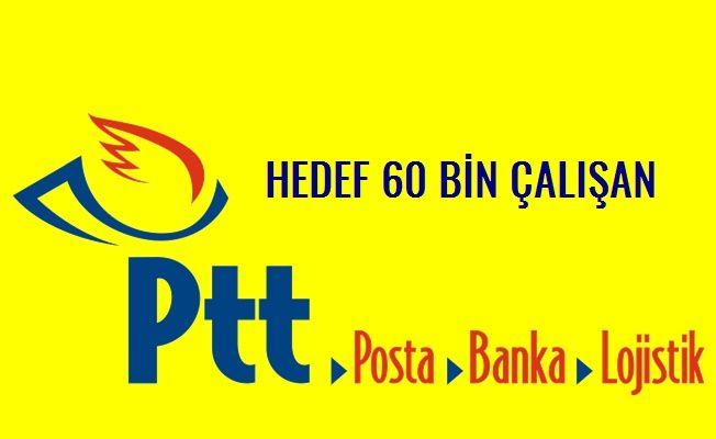 PTT 5 Yılda 60 Bin Kişiyi İşe Alacak