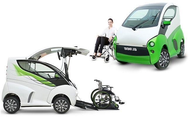 Teknoloji harikası 2 engelli aracı