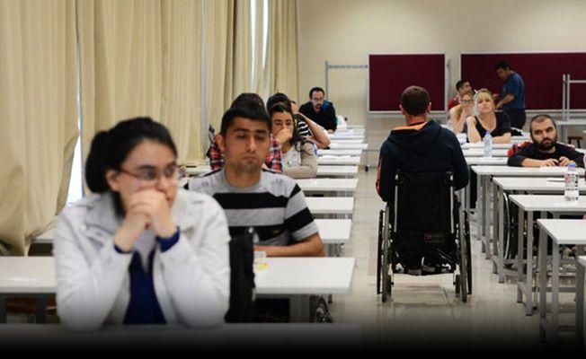 Engelli vatandaşlar elektronik ortamda sınava girecek