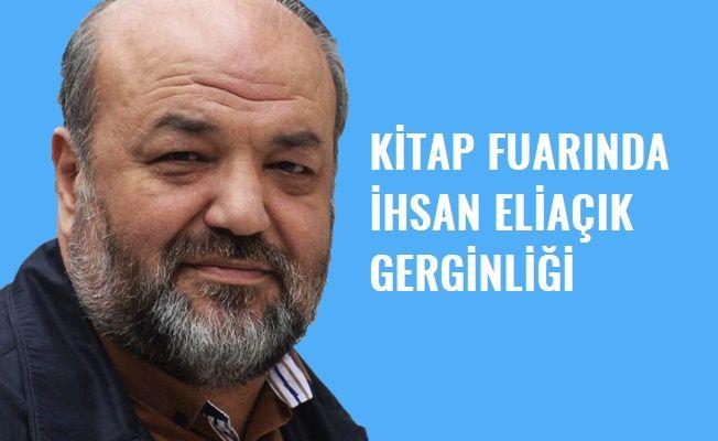İhsan Eliaçık Kayseri Kitap Fuarına Alınmadı