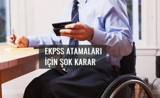 EKPSS Atamalarının iptali için dava açıldı
