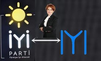 Meral Akşenir'in Partisi İYİ Parti adı kadar logosu da konuşuluyor