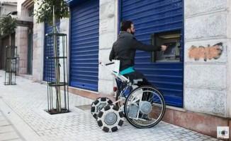 Robotik tekerlekli sandalye