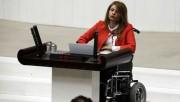 Bennur Karaburun'dan Engelliler Haftası Açıklaması