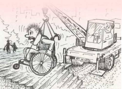 Engelli erişiminde yaratıcı çözümler